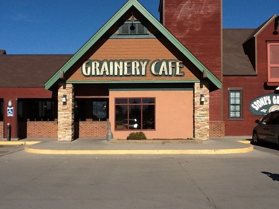The Grainery: the Granery, Watertown SD