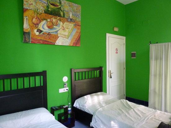 Las Acacias Hostal: la camera N°3