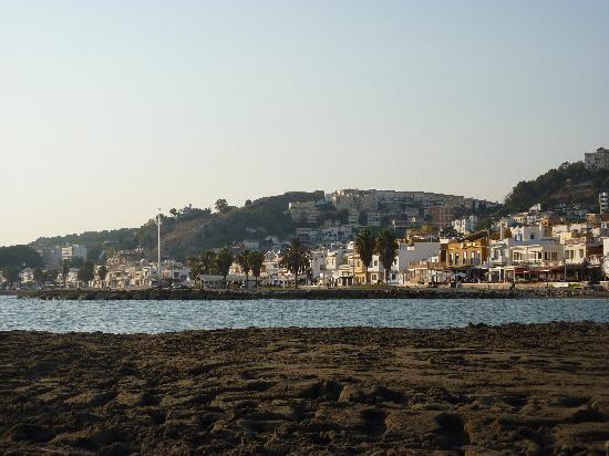 Las Acacias Hostal: spiaggia e panorama a 2min dall'Hostal