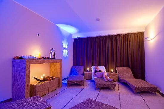 Hotel Grand Torino: relax