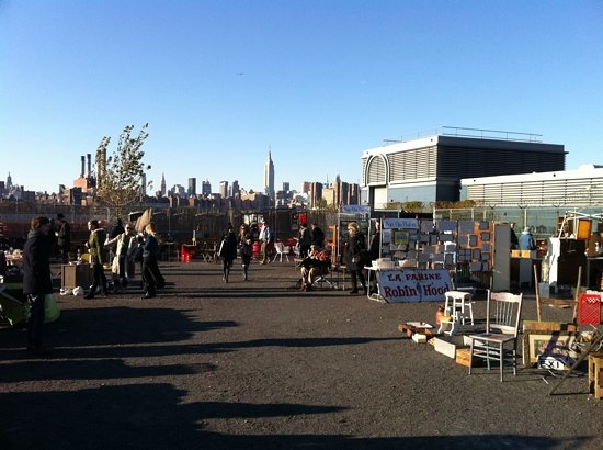 Brooklyn Flea Market - Williamsburg: Market