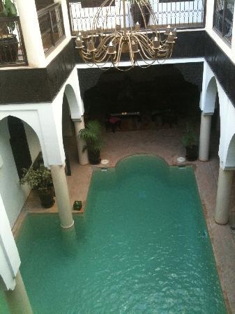 Riad Opale Marrakech : pool