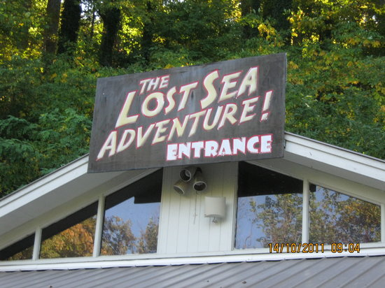 The Lost Sea Adventure