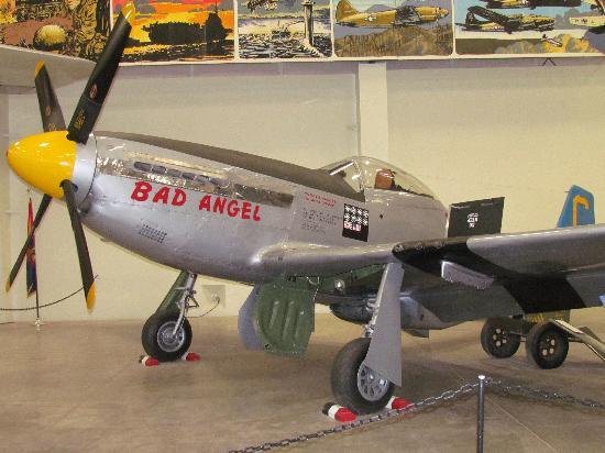 Pima Air & Space Museum : Mustang P40D