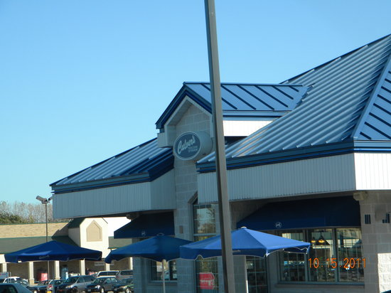 Culver's: Easy location