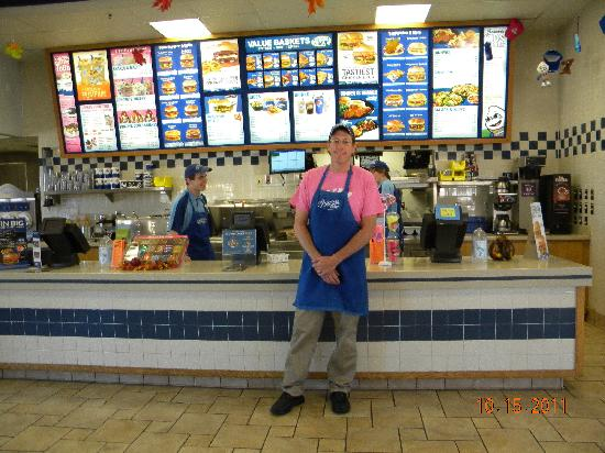 Culver's: Friendly managment