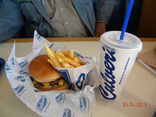 Culver's : Great food