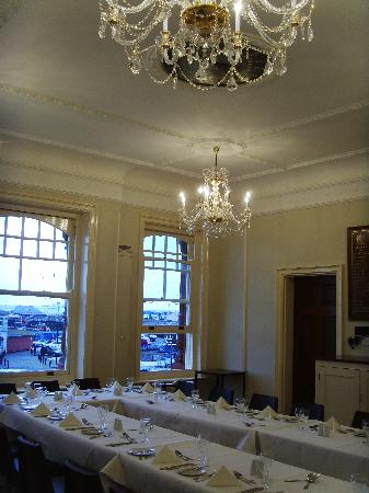 The Custom House: The Council Chamber