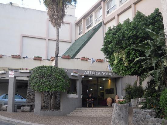 Astoria Galilee Hotel - Tiberias: Ingresso principale