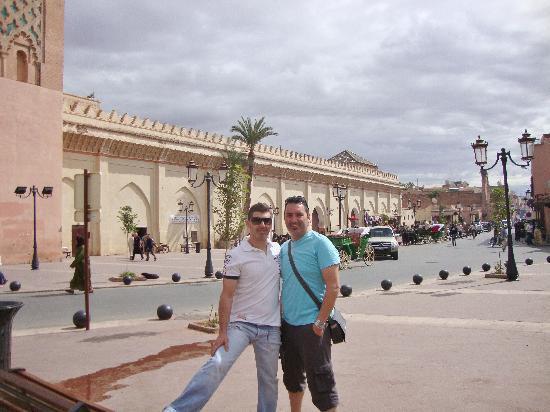 Riad Bab Agnaou & SPA: Molay Al yazid Mosque