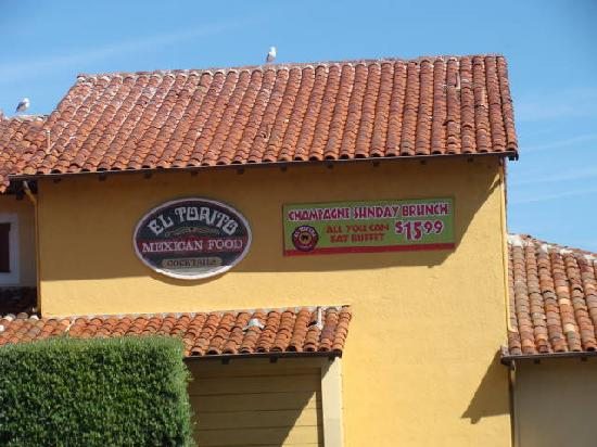 El Torito Restaurant Monterey Ca