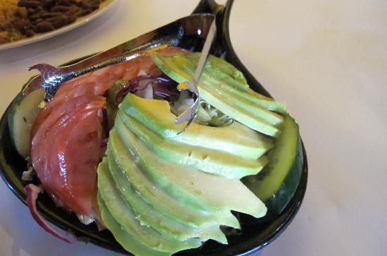 Pio Pio Restaurant: Avocado Salad