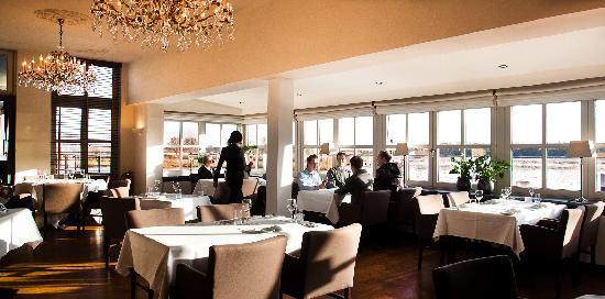 Restaurant Merwezicht: The restaurant