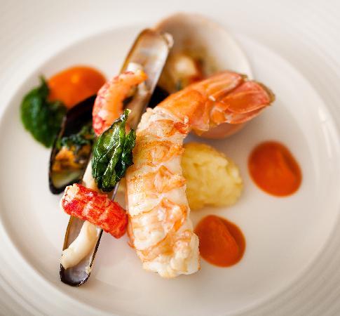 Restaurant Merwezicht: Langoustine