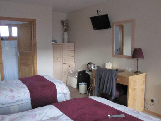 Ravenscraig Guest House: Room 11