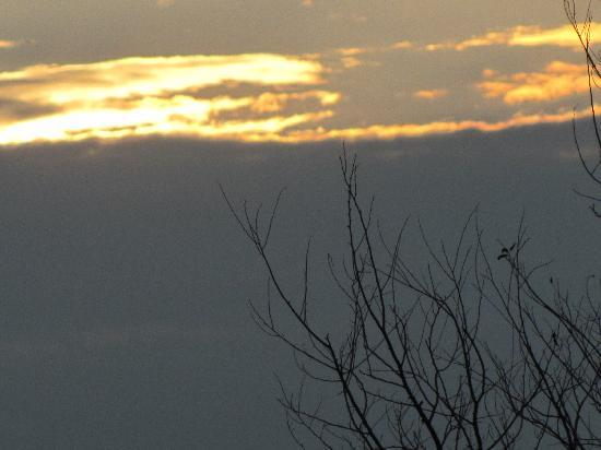 Badlands Ranch and Resort : Dawn in the Badlands
