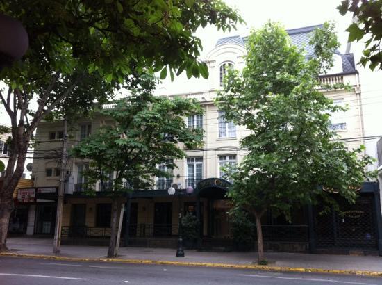 Hotel Orly: fachada
