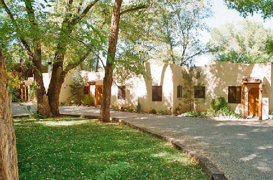 Burch Street Casitas Hotel: Burch Street Casitas Taos, New Mexico