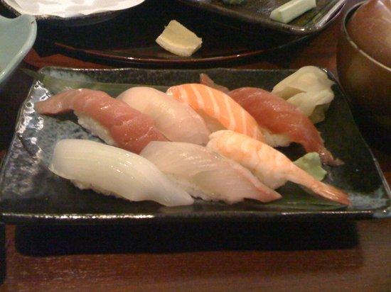 Mugen: sushi