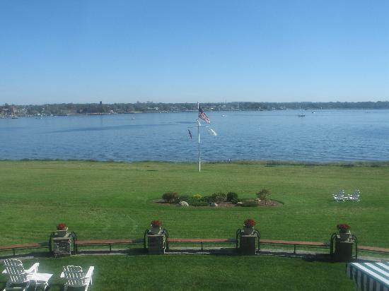 Point Pleasant Inn: view of the bay