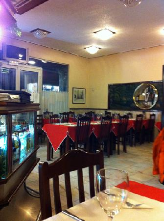 Restaurante Nacional: Restaurant interiors