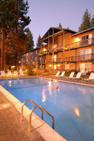 Forest Suites Resort at Heavenly Village : 1 of 2 Pools