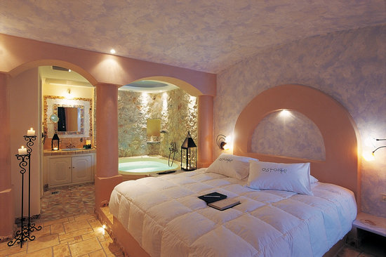 Santorini | Astarte Suites | Junior Suite private Jacuzzi