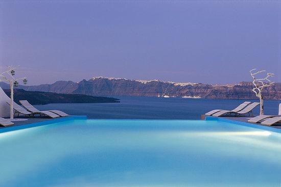 Santorini | Astarte Suites Infinity Pool