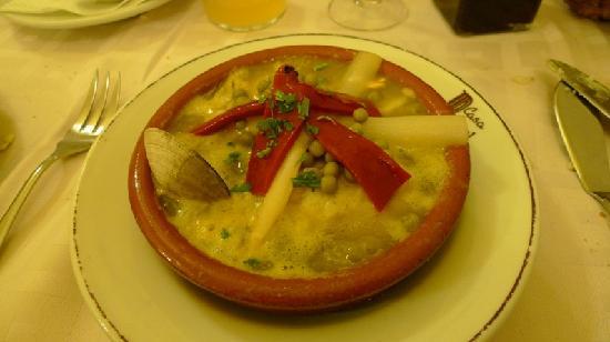 Casa Lastra: seafood in cider