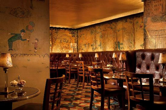 The Carlyle, A Rosewood Hotel: Bemelmans Bar