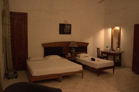 โรงแรม ซุยส์ซี่: room