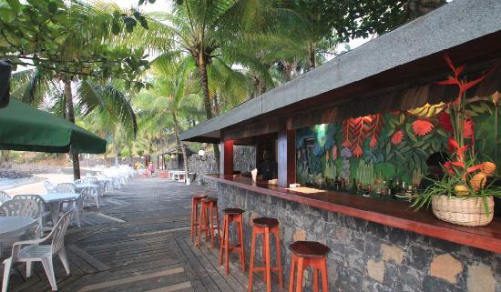 Ilha de São Tomé, São Tomé e Príncipe: Beach Bar