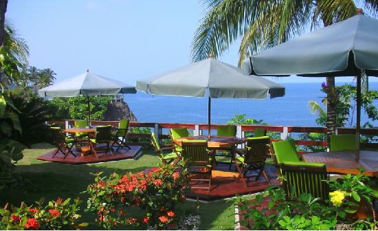 Sao Tome Island, Σάο Τομέ και Πρίνσιπε: Club Restaurant