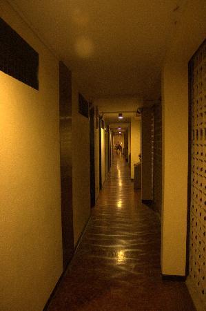 The Royal Lotus: corridor