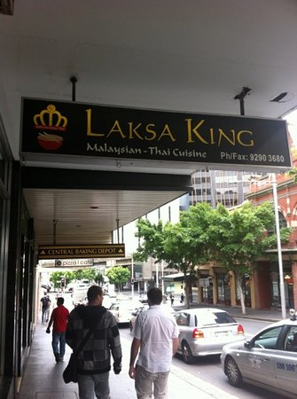 Laksa King The Best Curry and Noodle Soup