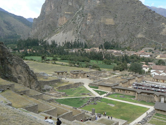 Cusco Region, Peru: high view
