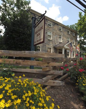 The Wayside Inn Bed and Breakfast