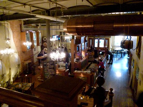 Speight's Alehouse: Main bar