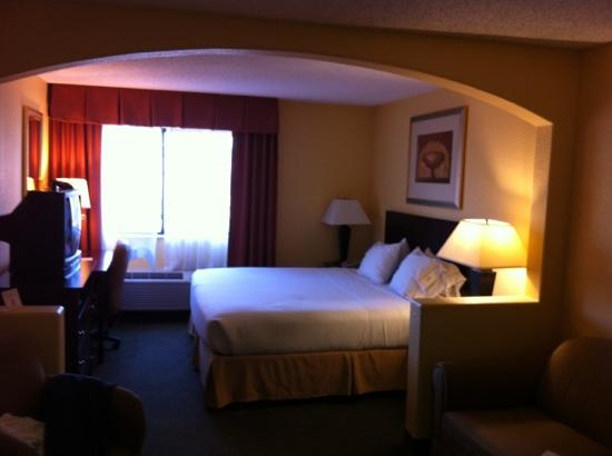 Holiday Inn Express - Air Force Academy: cozy comfort.