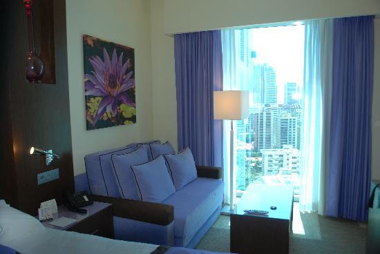 Hotel Riu Plaza Panama: abiacion 1513