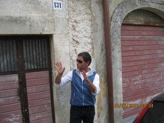 SunnySicily: paolo.  doing a great job