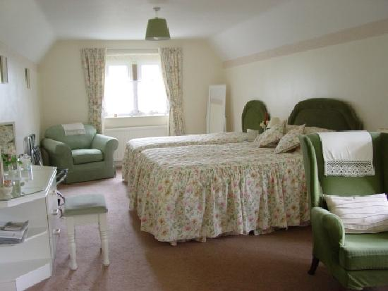 Aston House: The Long Room
