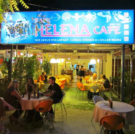 Helena's Cafe: Walk right in!