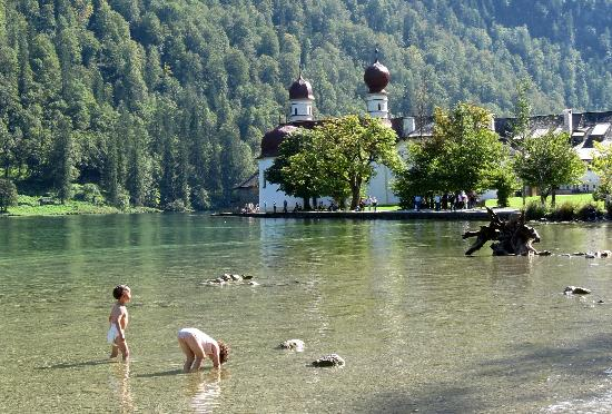 Nationalpark Berchtesgaden: Crystal Clear Water