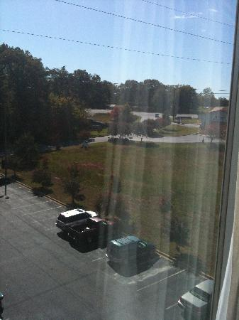Americas Best Value Inn: View from room 506