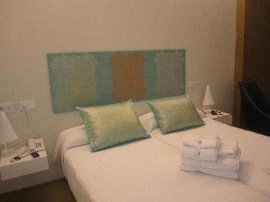 Hotel Viento 10: Habitacion dorada