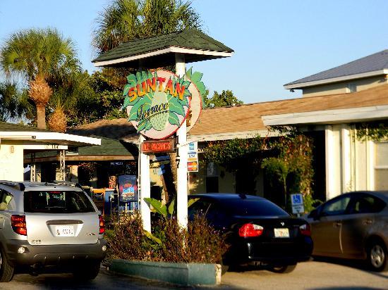 Suntan Terrace Resort Motel