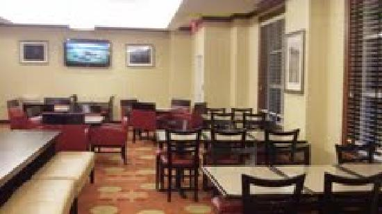 Residence Inn Alexandria Old Town/Duke Street: Dining & Reception Room