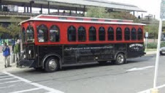 Residence Inn Alexandria Old Town/Duke Street: The Alexandria Trolley
