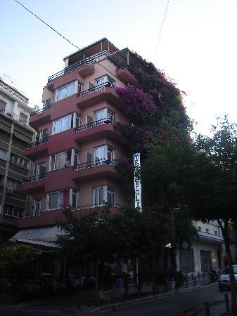 大都市酒店照片